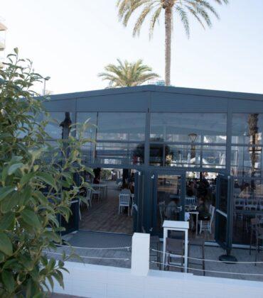 carpas para terrazas de bares